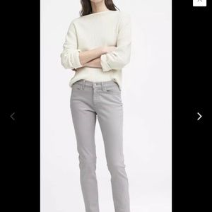 Banana Republic Slim-Straight Premium Denim Jean